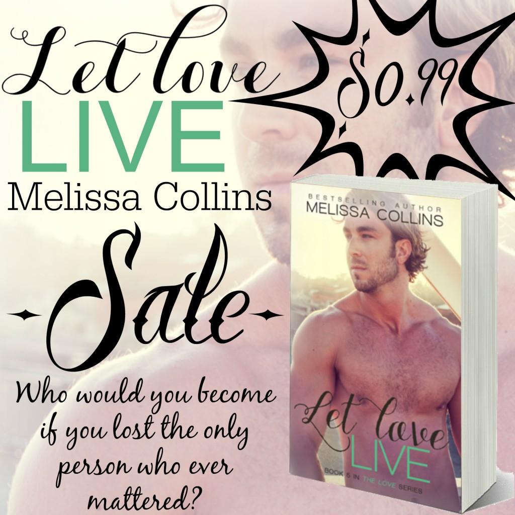 Let Love Live Sale Graphic
